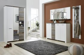 garderobe-set-mateo4-4-tlg-schrank-paneel-spiegel-schuhkommode-weiss-driftwood1