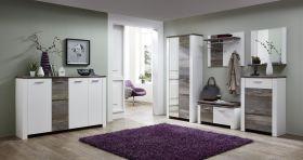 garderobe-set-mateo5-6-tlg-schrank-paneel-spiegel-kommode-bank-weiss-driftwood1