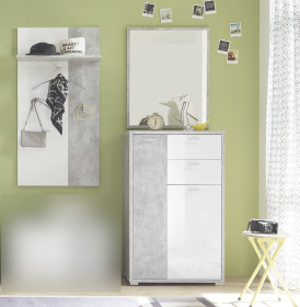 garderobe-set-mountain-3-tlg-paneel-spiegel-schuhkommode-weiss-beton1