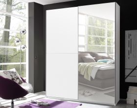 kleiderschrank-schwebetuerenschrank-schlafzimmer-170cm-weiss-spiegel1