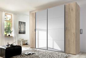schrank-schwebetuerenschrank-kleiderschrank-schlafzimmer-spiegel-braun-eiche1