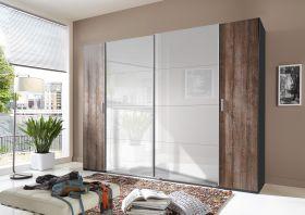 schrank-schwebetuerenschrank-kleiderschrank-schlafzimmer-spiegel-grau-braun-eiche1