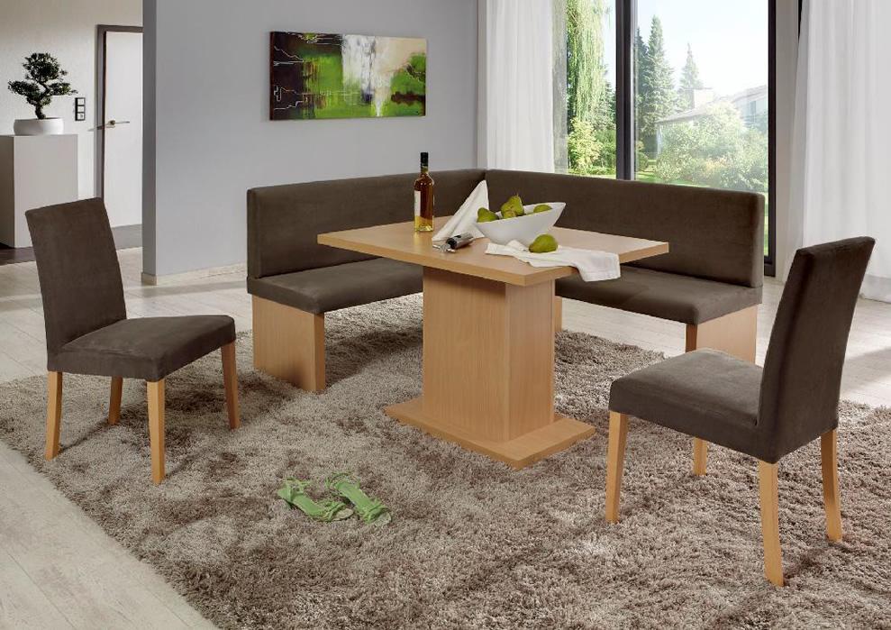 Esszimmer Buche | Eckbankgruppe Charleen Eckbank Tisch Sitzgruppe Kuche Esszimmer