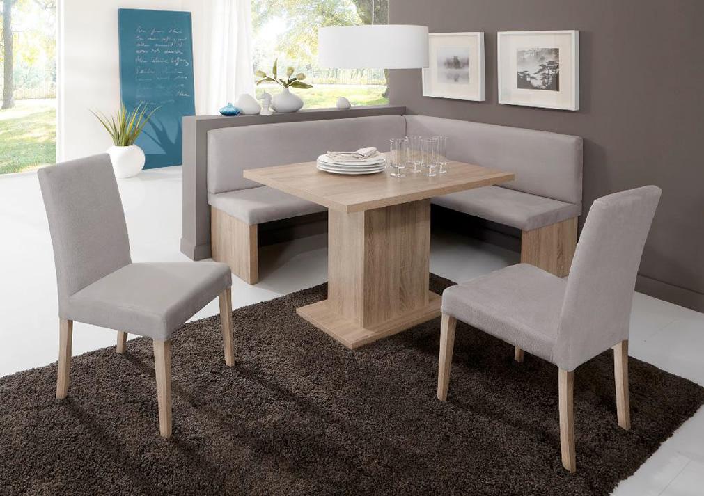 Eckbankgruppe Charleen Eckbank Tisch Sitzgruppe Küche Esszimmer