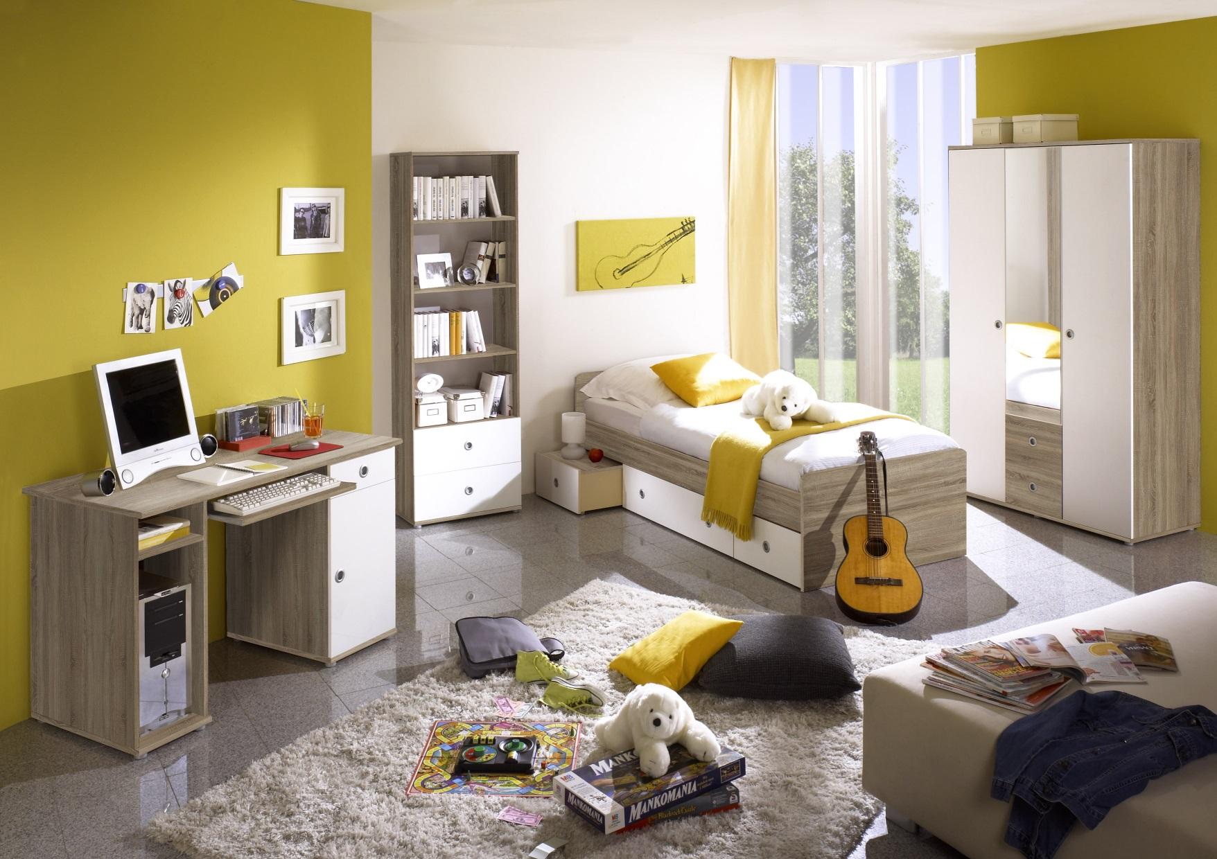 Jugendzimmer set komplett set wiki schreibtisch jugendbett - Jugendzimmer set ...