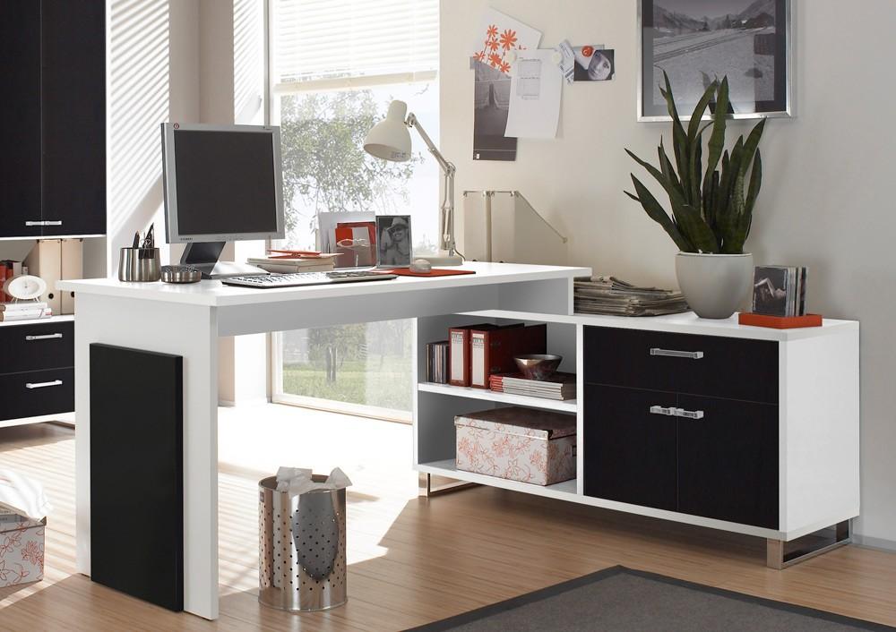Büromöbel Set Komplett Manager Schreibtisch Eckschreibtisch