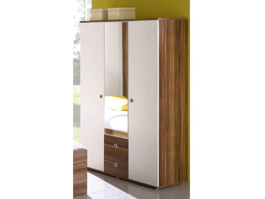 kleiderschrank wiki 3 t r schrank spiegel kinderzimmer. Black Bedroom Furniture Sets. Home Design Ideas