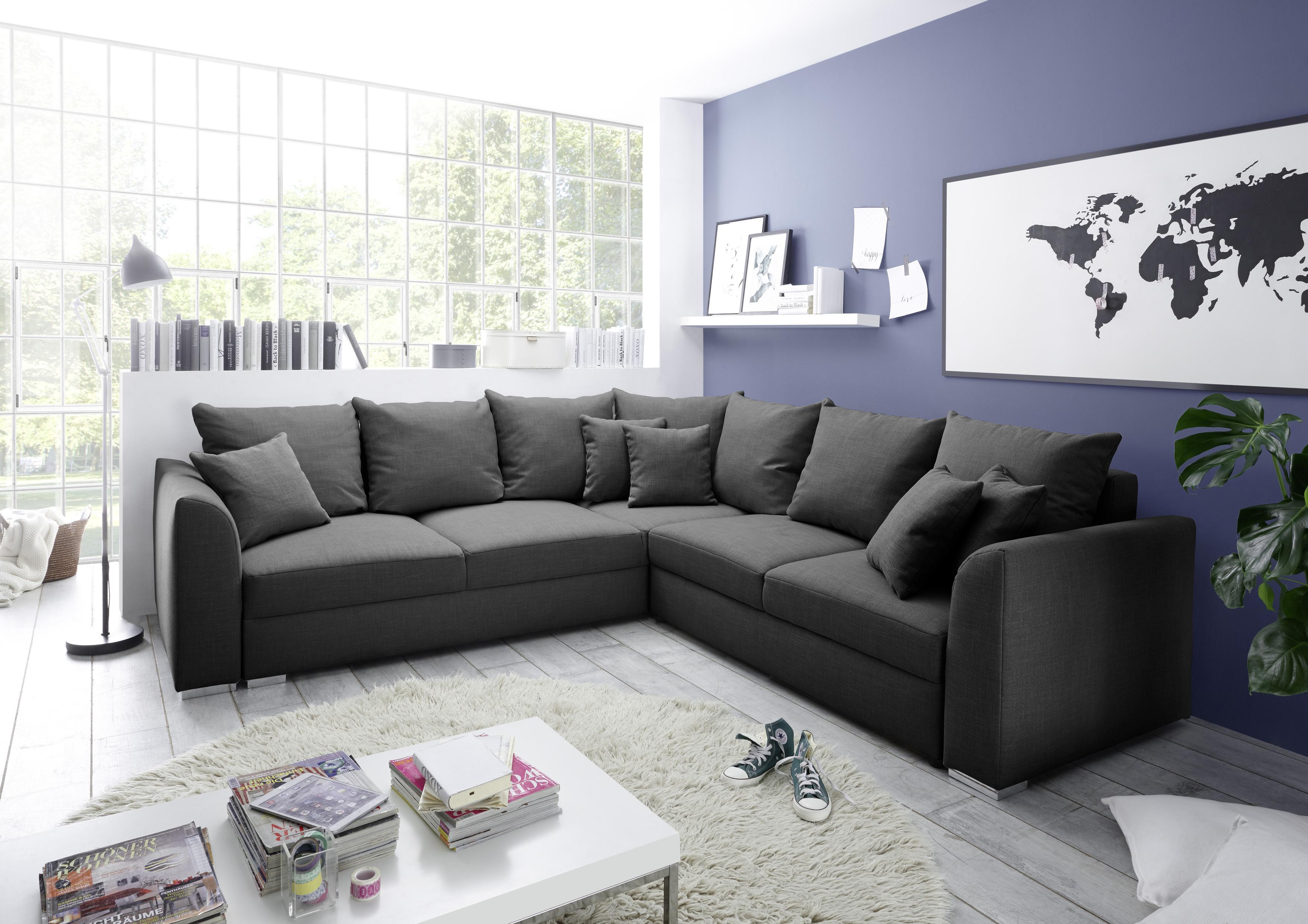 couch sofa eckcouch ecksofa schlafsofa schlafcouch. Black Bedroom Furniture Sets. Home Design Ideas