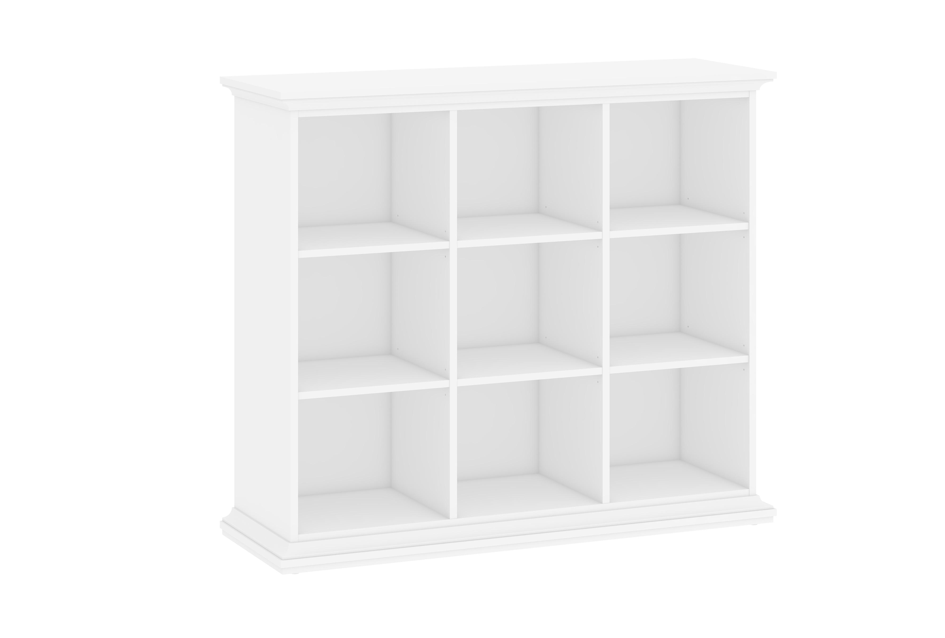 """Bezaubernd Weißes Regal Sammlung Von Bestellen Sie Jetzt Ihren """"paris"""" Büromöbel Buchregal"""