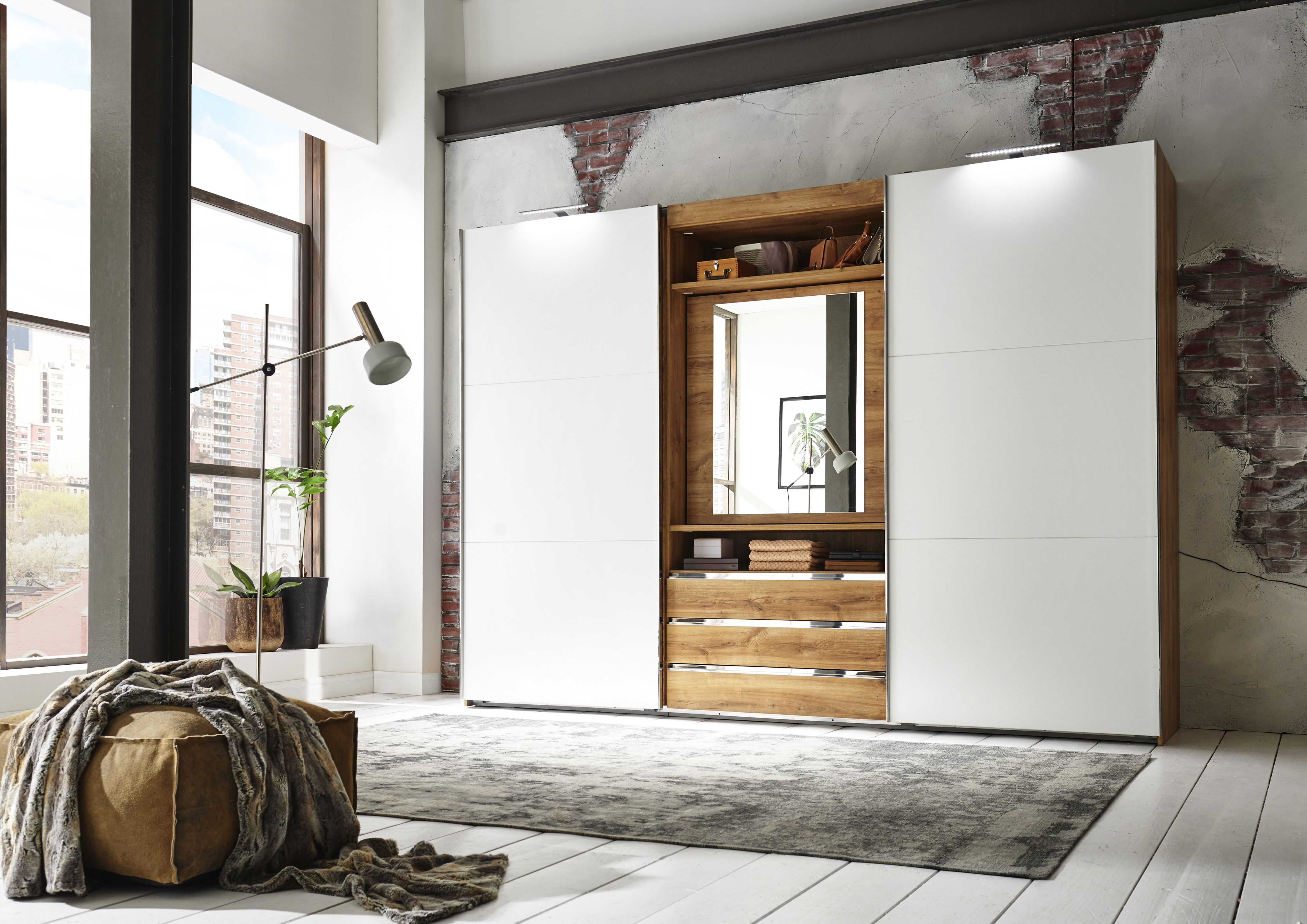 schwebet renschrank magic kleiderschrank schrank. Black Bedroom Furniture Sets. Home Design Ideas